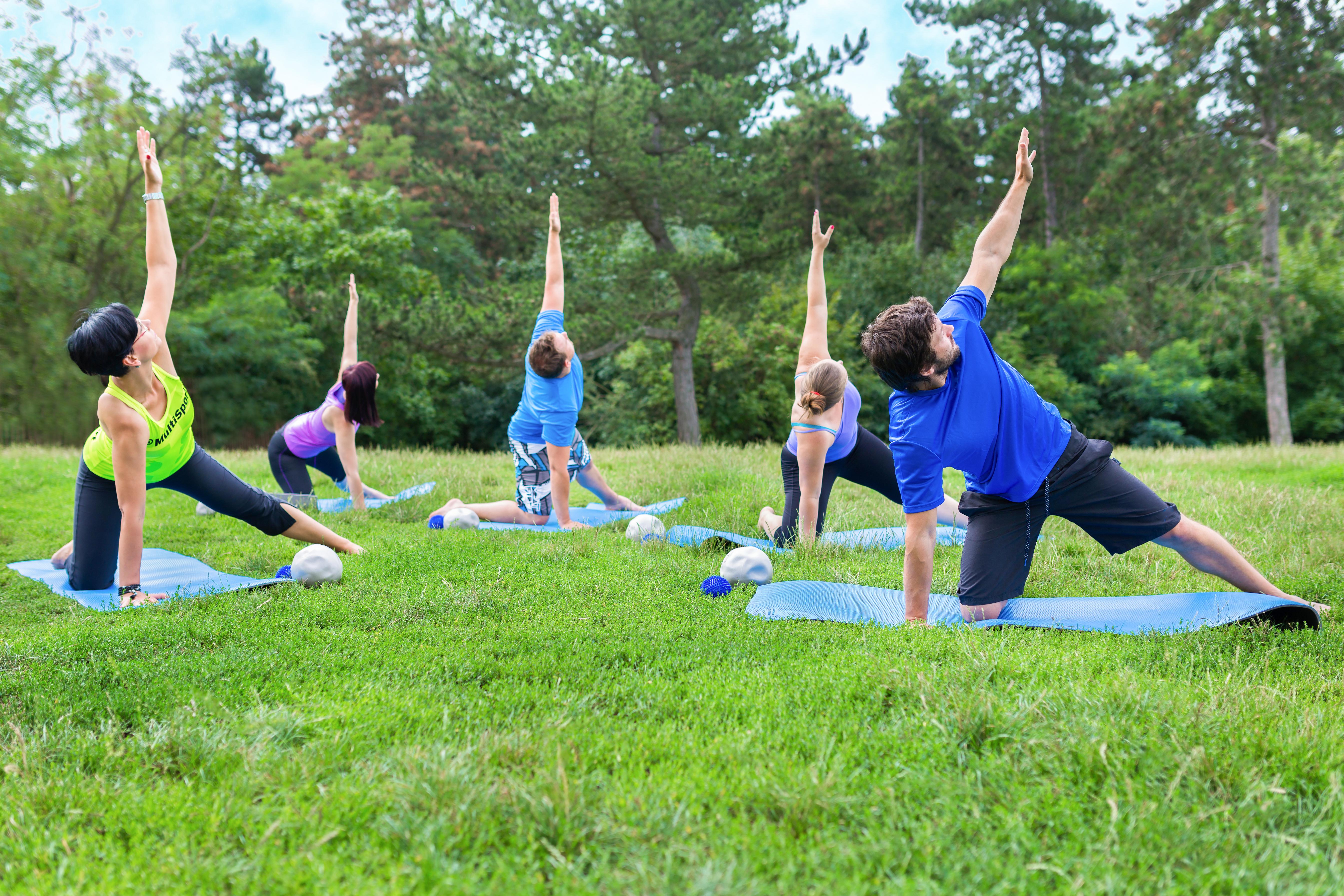Jak praktikovat jógu, aby byla prospěšná našemu zdraví