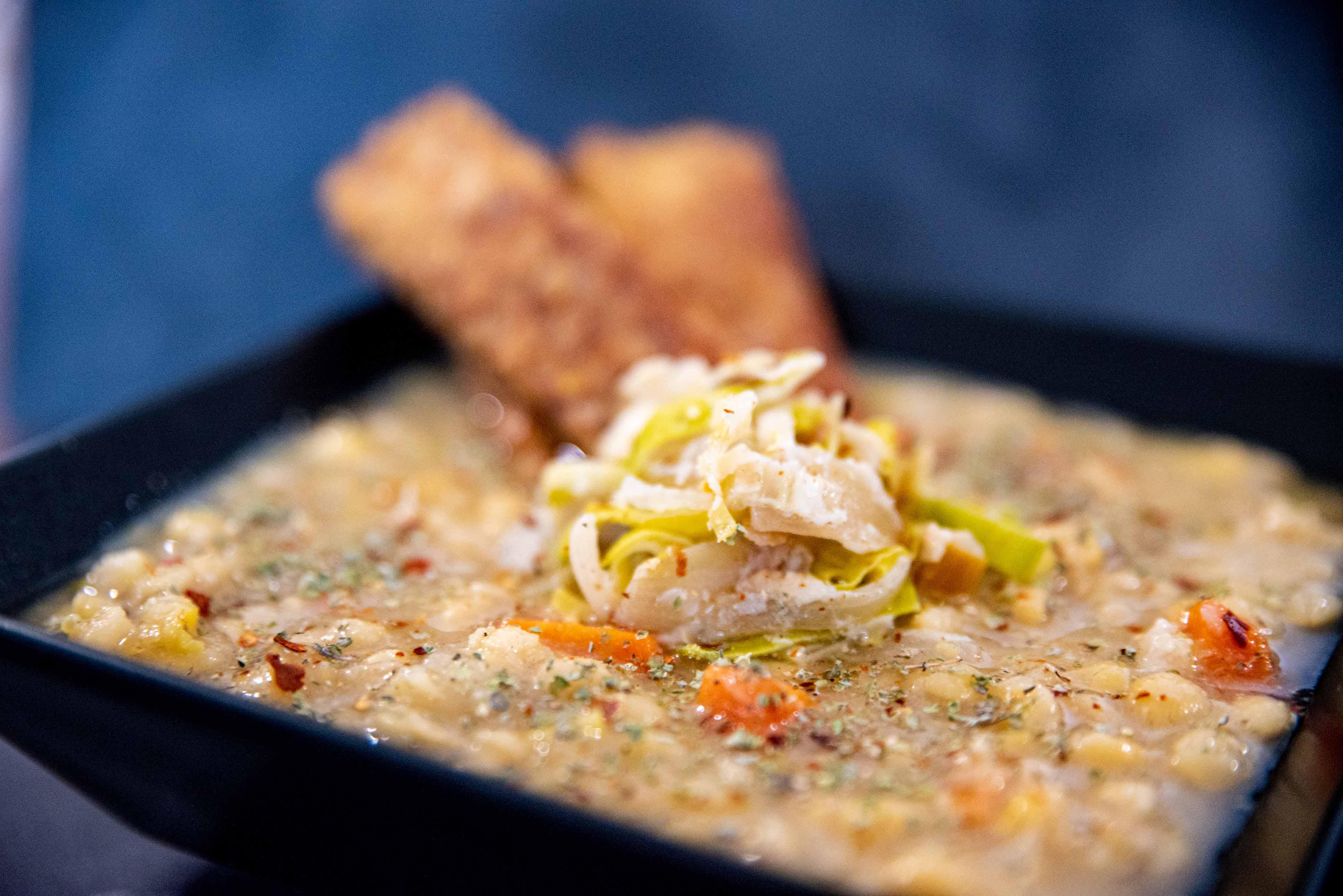 Vyzrajte na sychravé počasí pořádnou polévkou