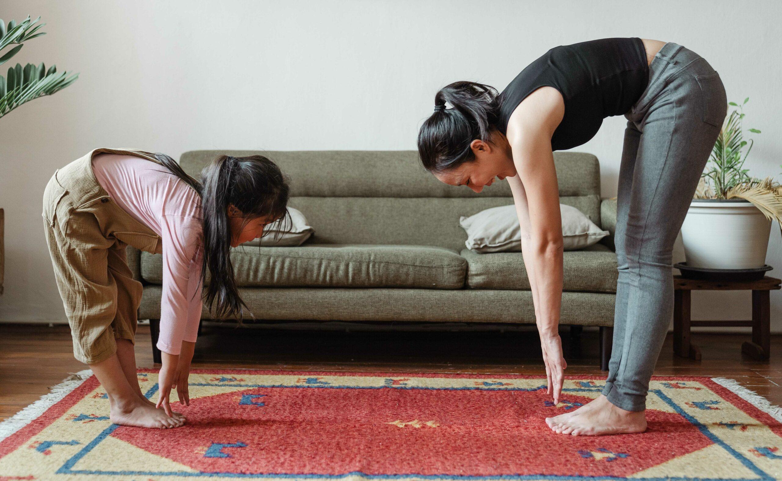 Pohyb a cvičení po porodu
